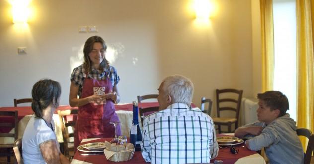 Cucina italiana e prodotti biologici nel nostro ristorante BIO in Toscana