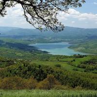 Valtiberina - Lago di Motedoglio
