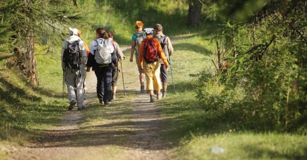 Vacanza Sportiva: trekking a piedi sui passi di San Francesco, in Valtiberina Toscana