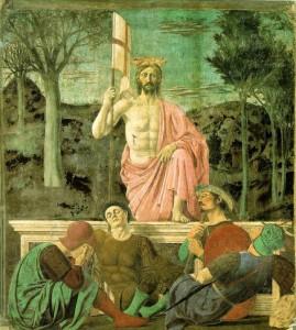Piero della Francesca - Resurrezione
