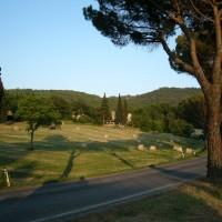 Agriturismo BIO Le Ceregne in Valtiberina Toscana, vicino Arezzo sul lago di Montedoglio