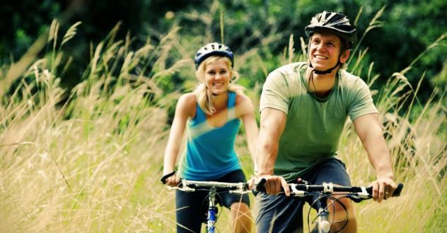 Vacanza Sportiva: percorsi e-bike e mountain-bike intorno al Lago di Montedoglio, in Valtiberina Toscana