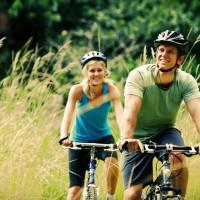 Agriturismo con mountain bike in toscana. Percorsi in Valtiberina Toscana adatti a tutti
