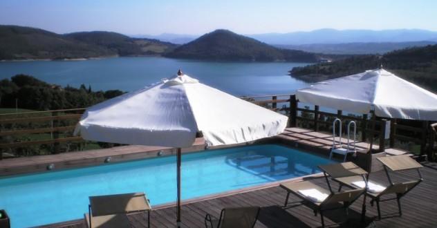 Agriturismo con piscina in toscana tra le verdi colline - Agriturismo firenze con piscina ...