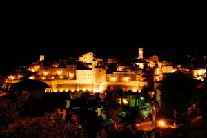 Anghiari borgo medievale in Valtiberina Toscana