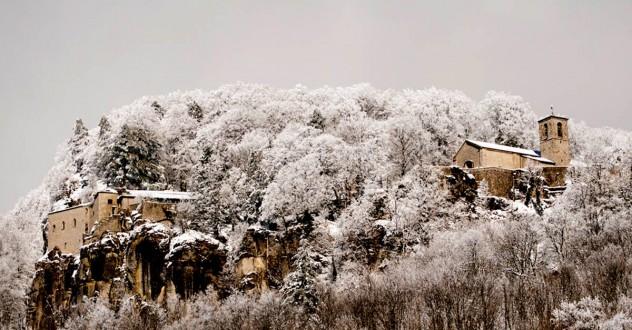 Foreste Casentinesi, Santuario della Verna ed Eremo di Camaldoli