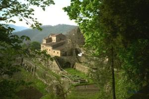 Sansepolcro - Eremo di Montecasale