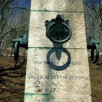 Valtiberina - Monumento Sorgente del Tevere