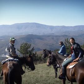 Vacanza a cavallo in Toscana per principianti e non