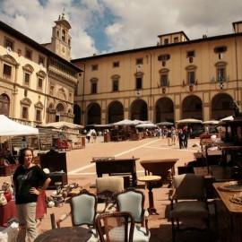 Antiquariato in Valtiberina Toscana: La Fiera Antiquaria di Arezzo