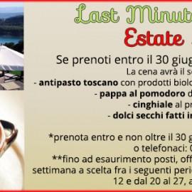 Km zero + costo zero: prenota la tua cena gratuita all'Agriturismo Le Ceregne BIO!