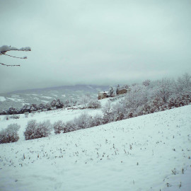 Offerta pacchetti Natale e Capodanno Agriturismo Toscana 2018 con cenone