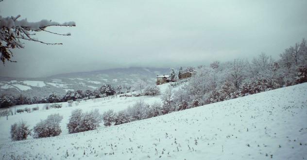Natale Romantico 2016 in Agriturismo Toscana