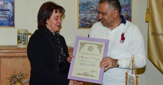 Ristorante Le Ceregne Bio: certificato di eccellenza 2014