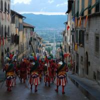 Anghiari - La ruga di San Martino