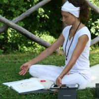 Yoga nel verde dalla Valtiberina Toscana