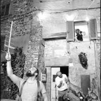 Tovaglia a Quadri 2016 Anghiari Toscana