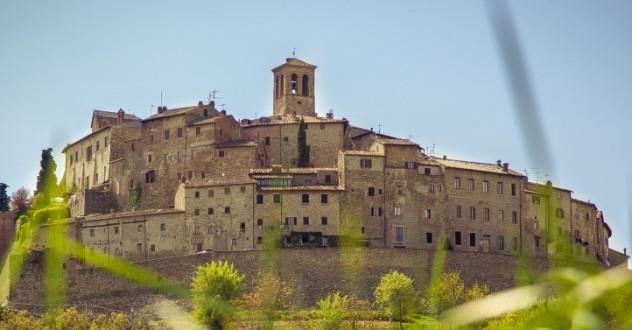 Anghiari borgo medioevale